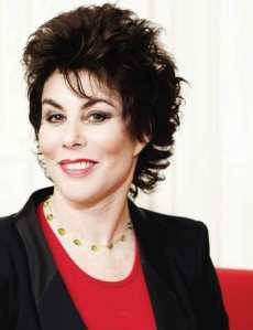 Ruby Wax: the art of concentrating on one sense